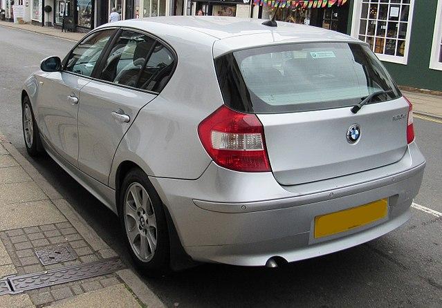 download BMW 1 Series E81 workshop manual