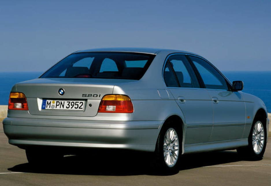 download BMW 5 E39 Serivice workshop manual