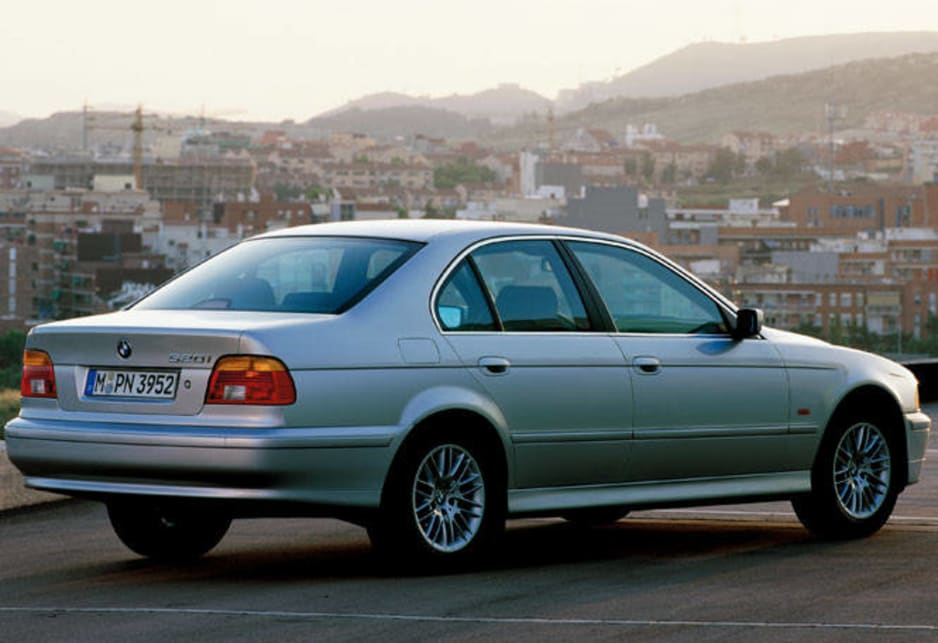 download BMW 5 Series E39 workshop manual
