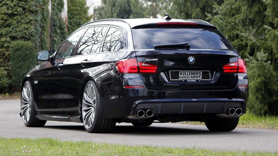 download BMW 5 Series F11 Touring workshop manual