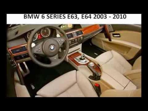 download BMW 6 Series E63 E64 workshop manual
