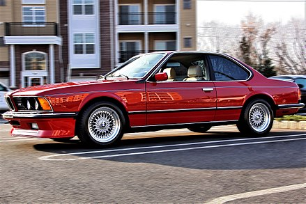 download BMW 633CSI 635CSI E24 M6 COUPE workshop manual