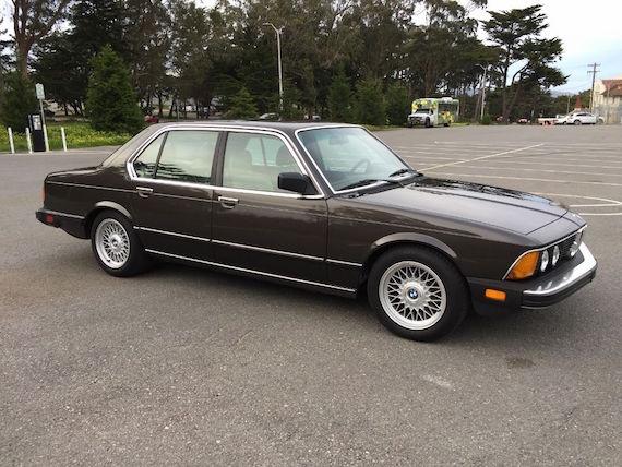 download BMW 7 735i workshop manual