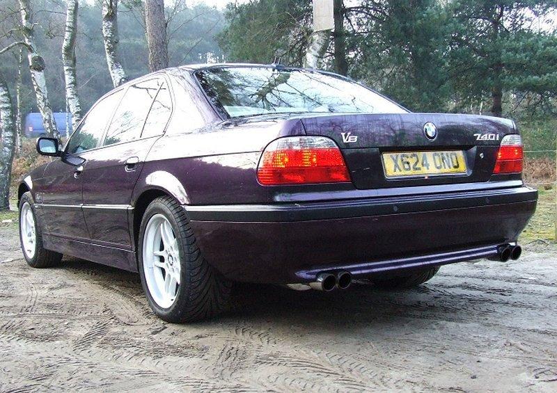 download BMW 7 Series E38 workshop manual