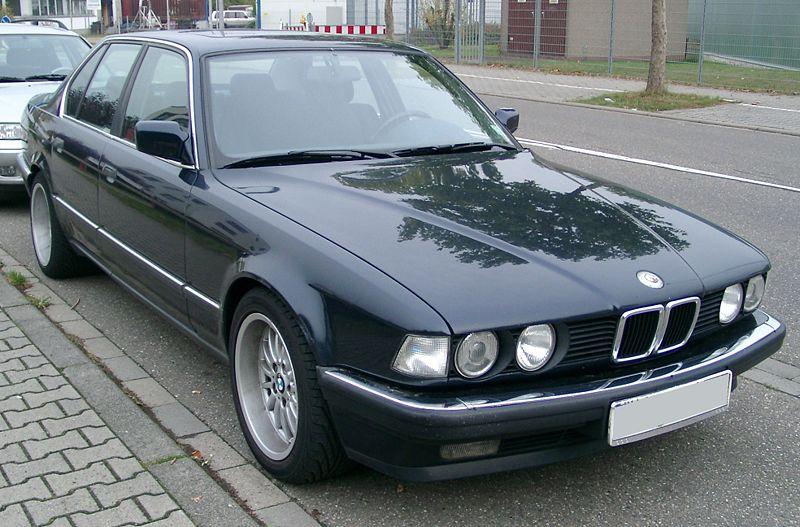 download BMW 735i Il 750Il e32 workshop manual