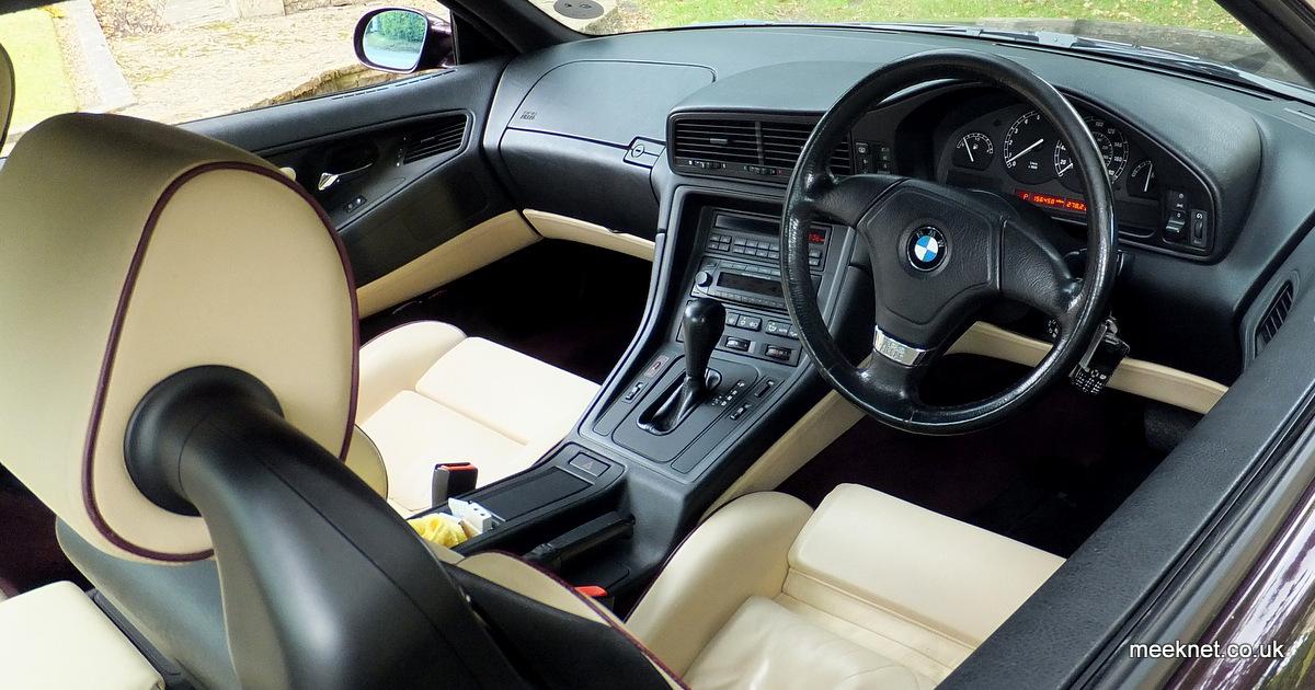 download BMW 840Ci workshop manual