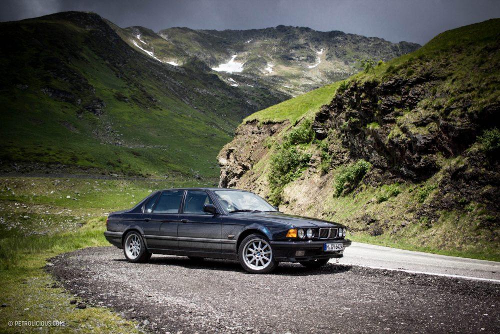 download BMW E32 s workshop manual