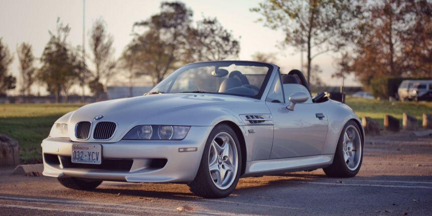 download BMW M ROADSTER workshop manual