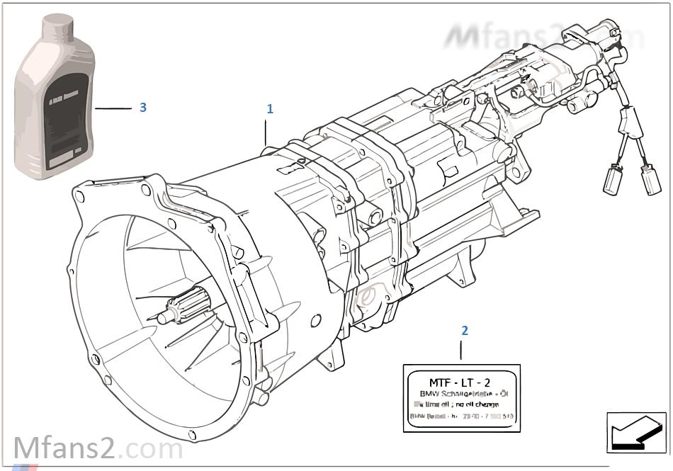 download BMW M3 3 E46 workshop manual