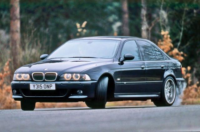 download BMW M5 workshop manual