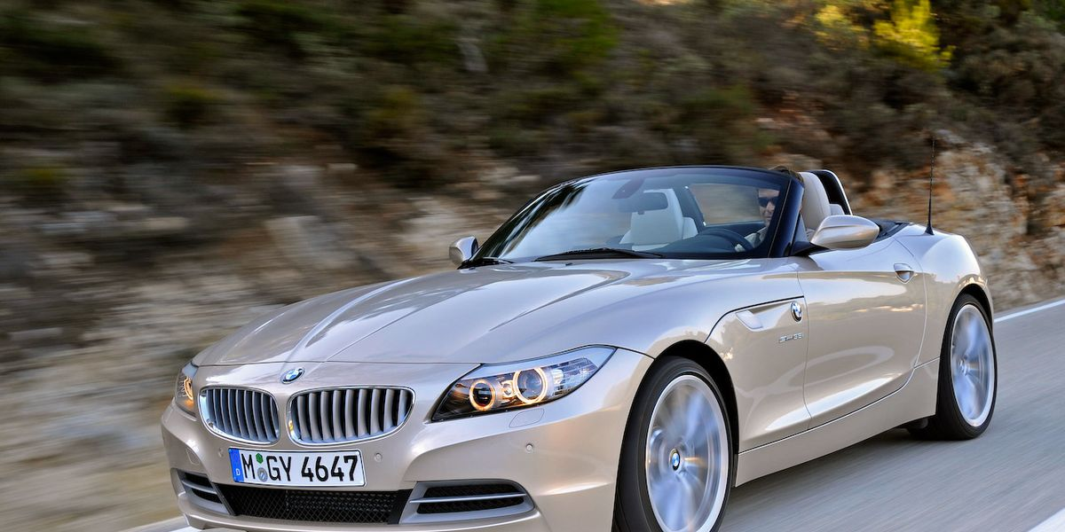 download BMW Z4 sDrive 35is able workshop manual