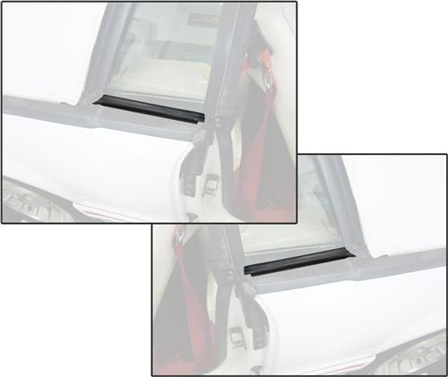 download Belt Weatherstrip Doors Rear Quarter Windows 8 Pieces Ford Convertible workshop manual