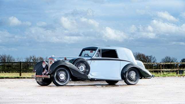 download Bentley 3.5 4.25 Derby workshop manual