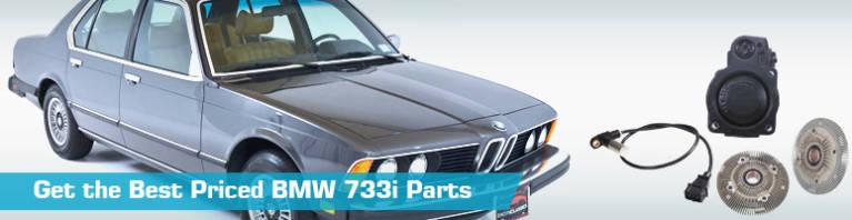 download Bmw E23 733i workshop manual