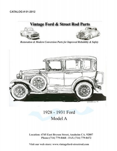download Body Channels 3 Pieces Ford Tudor Fordor Sedan workshop manual
