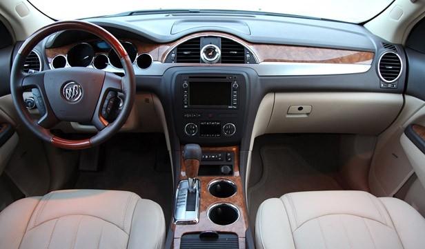 download Buick Enclave workshop manual