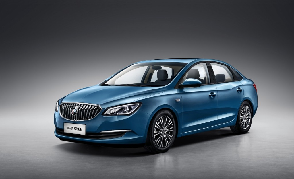 download Buick Excelle workshop manual