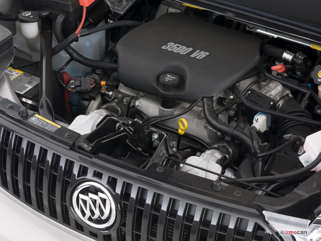 download Buick Rendezvous workshop manual