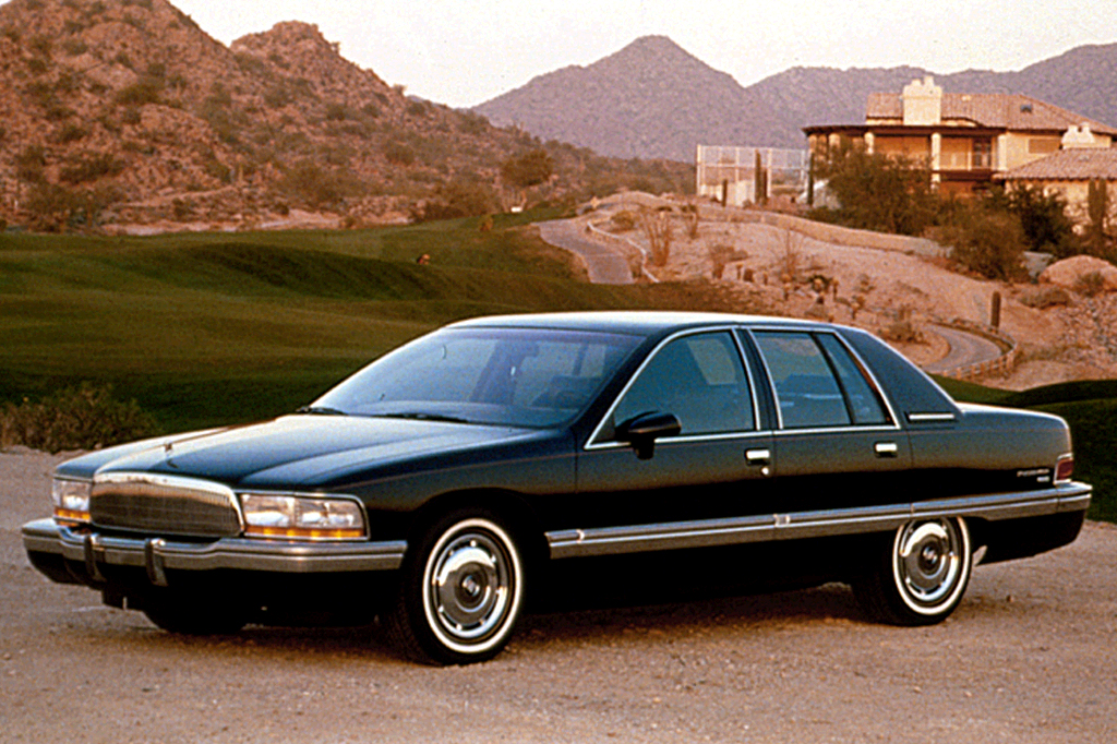 download Buick Roadmaster workshop manual