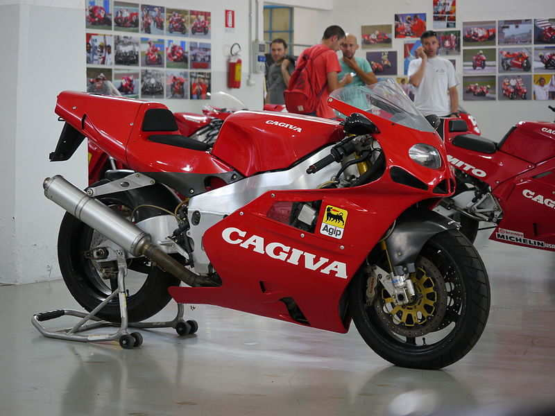 download CAGIVA K3 Motorcycle able workshop manual