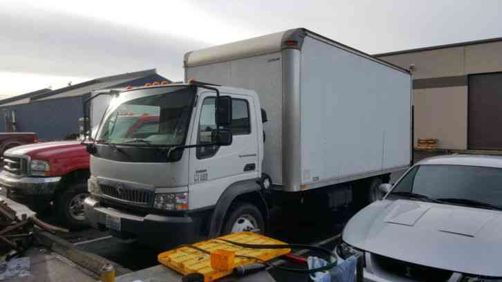 download CF 500 International Truck workshop manual