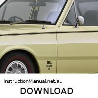 download CHRYSLER VALIANT R S AP5 AP6 VC VE VF PACER workshop manual