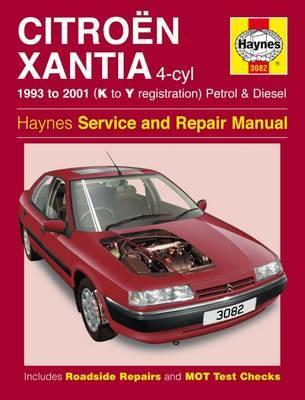 download CITROEN XANTIA 01 workshop manual