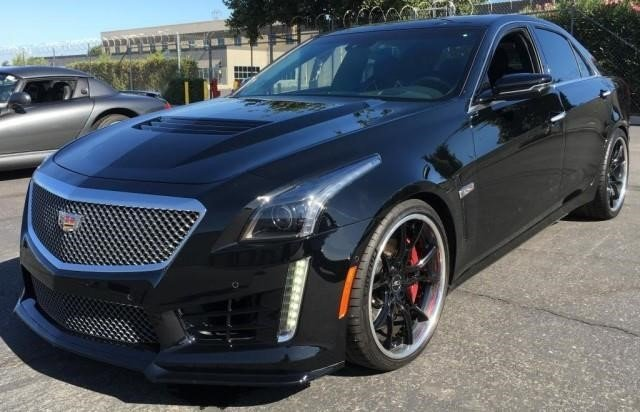 download CTS CTS V able workshop manual