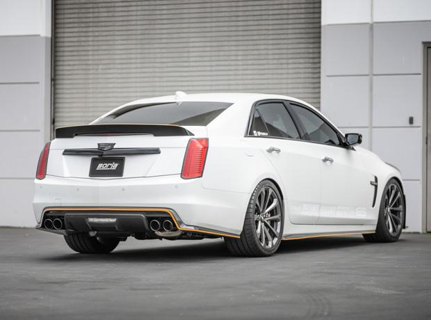 download Cadillac CTS CTS V s workshop manual