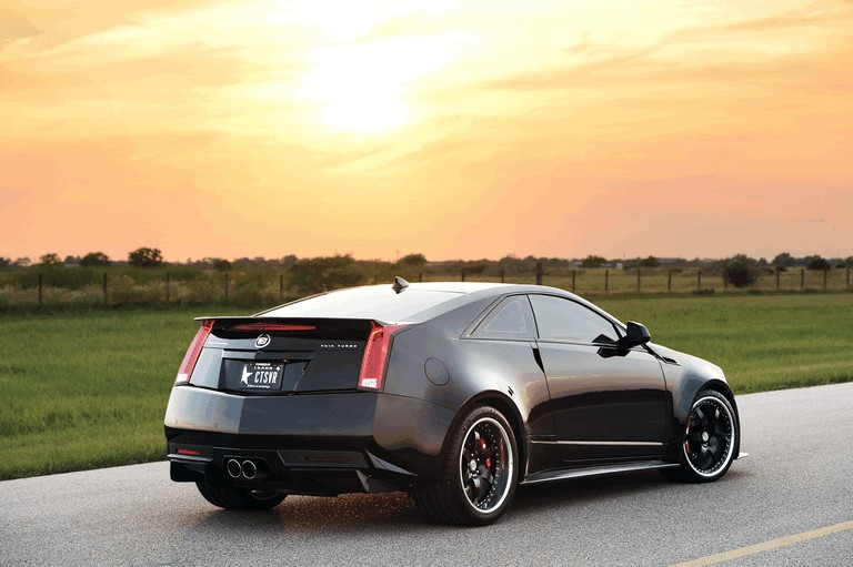 download Cadillac CTS Coupe workshop manual