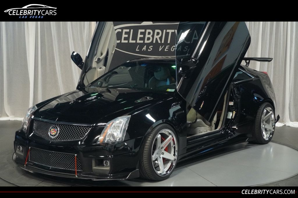 download Cadillac CTS V Coupe s workshop manual
