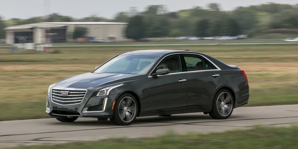 download Cadillac CTS able workshop manual