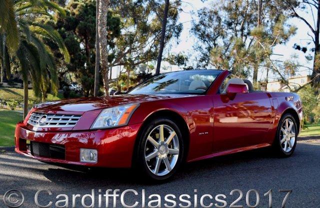 download Cadillac XLR workshop manual