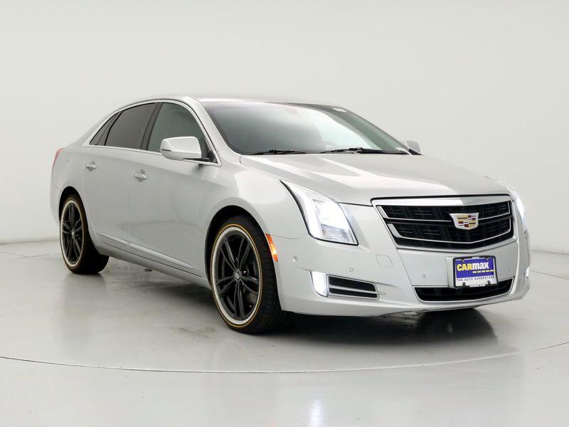 download Cadillac XTS workshop manual