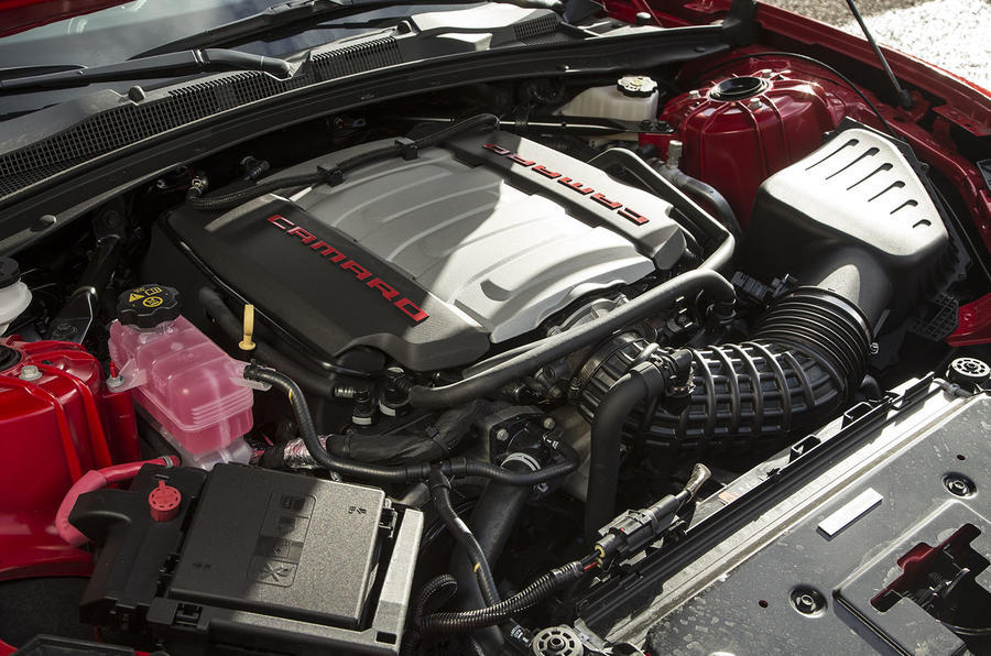download Chevrolet Camaro workshop manual
