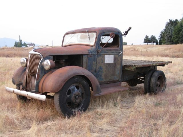 download Chevrolet Chevy 1937 Truck workshop manual