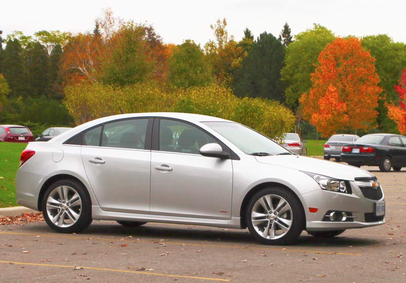 download Chevrolet Cruze workshop manual