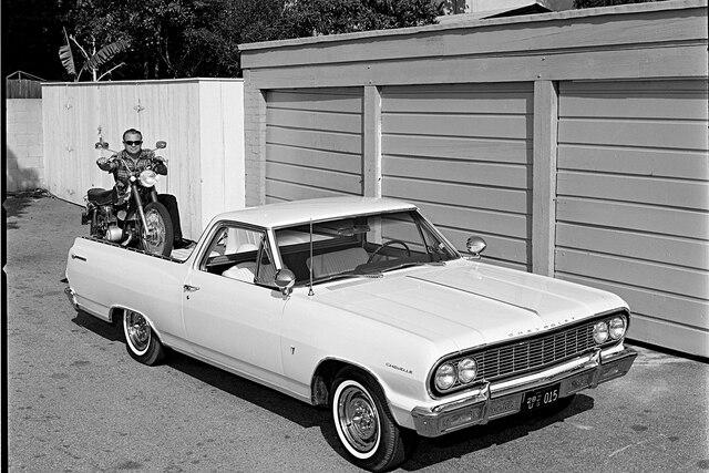 download Chevrolet El Camino Chevy El Camino 1964 19 workshop manual
