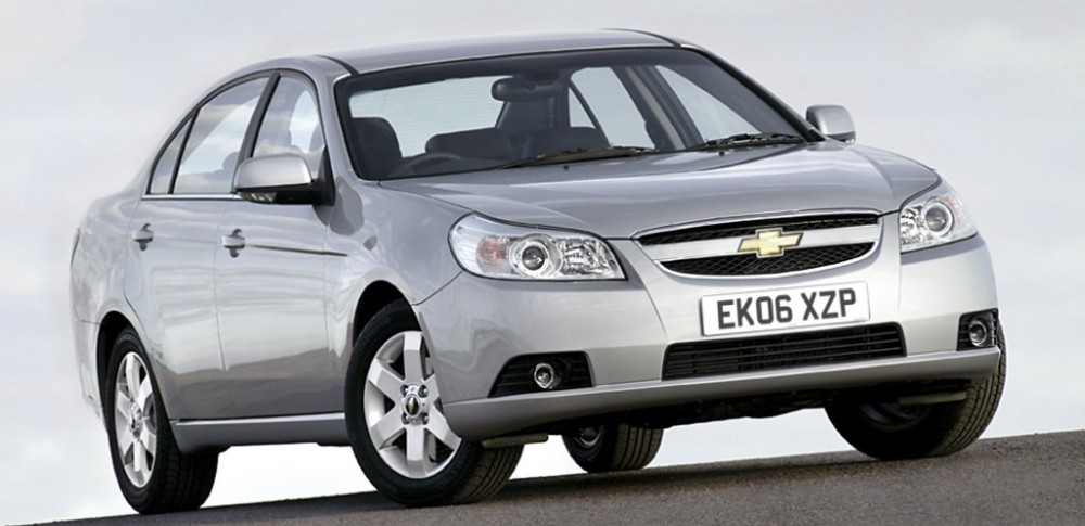 download Chevrolet Epica Chevy Epica workshop manual