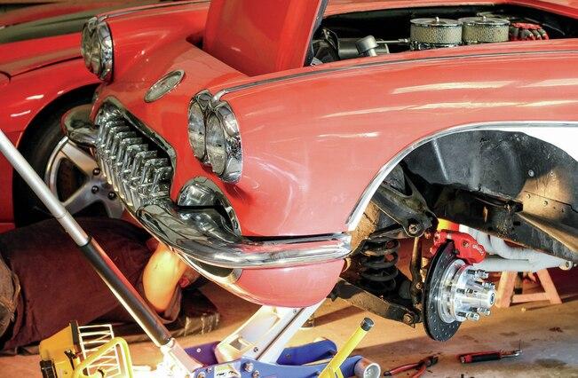 download Chevrolet Exclusive workshop manual