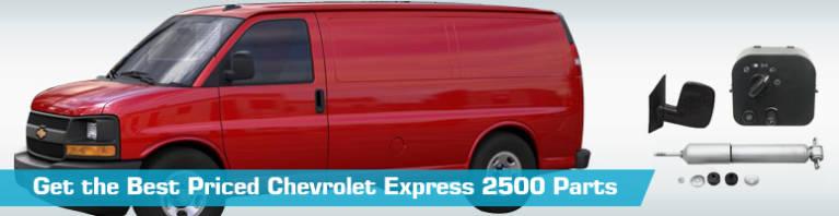 download Chevrolet Express 2500 workshop manual