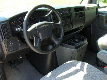 download Chevrolet Express 3500 workshop manual