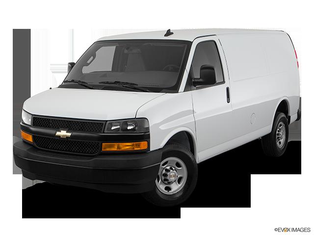 download Chevrolet G Van workshop manual
