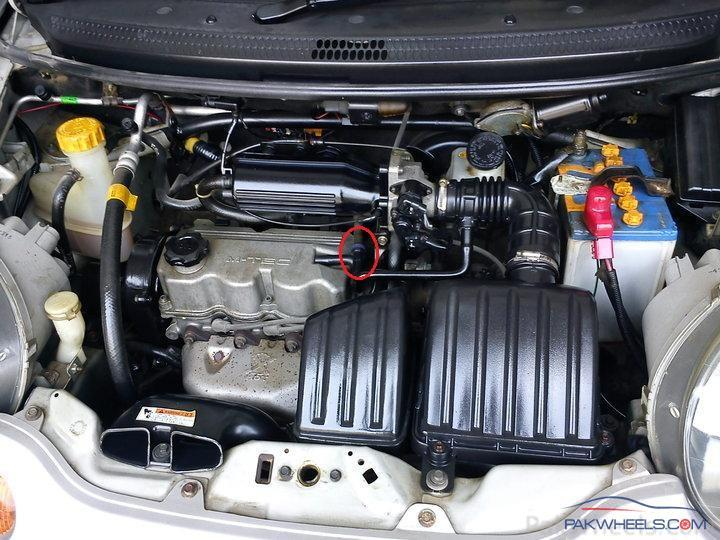 download Chevrolet Joy workshop manual