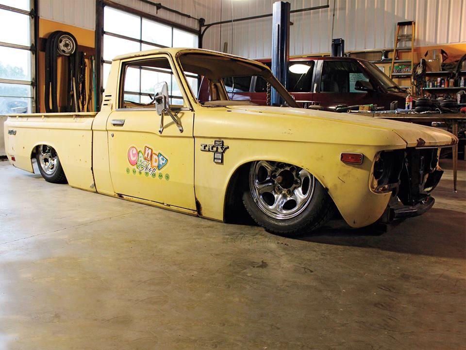 download Chevrolet Luv Truck workshop manual
