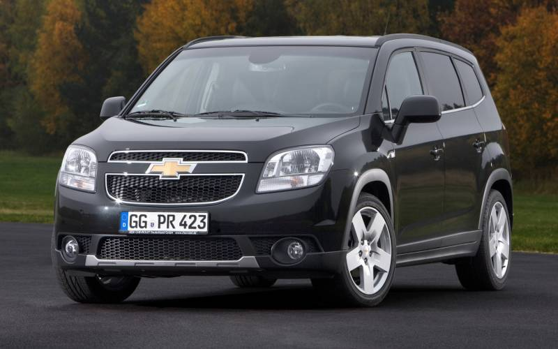 download Chevrolet Orlando workshop manual