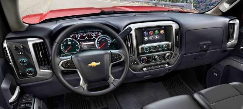 download Chevrolet Silverado workshop manual