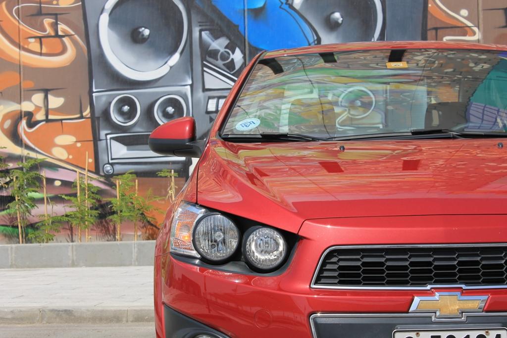download Chevrolet Sonic workshop manual