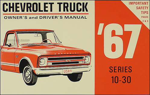 download Chevrolet Truck Chassis 10 to 30 workshop manual