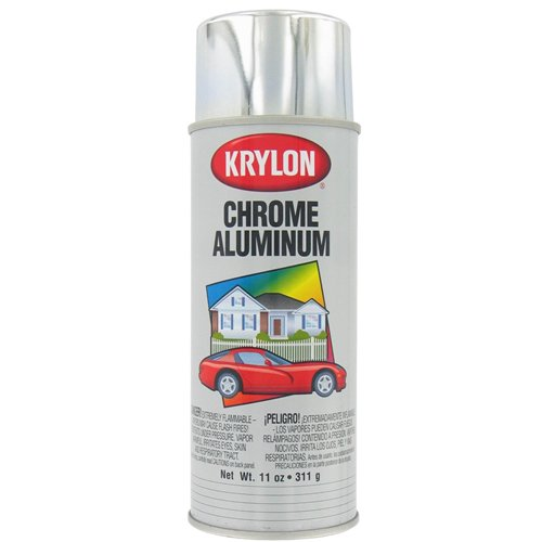 download Chrome Paint 12 Oz. Spray Can Fast Drying Enamel workshop manual